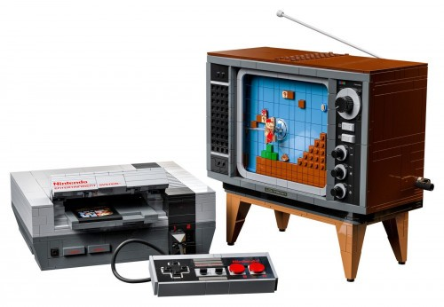 Promocja na LEGO 71374 Super Mario - Nintendo Entertainment System