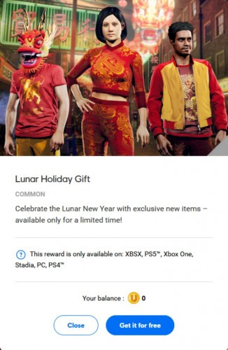 Lunar Holiday Gift