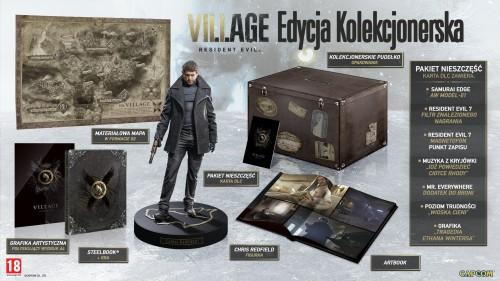 Promocja na Resident Evil Village Edycja Kolekcjonerska