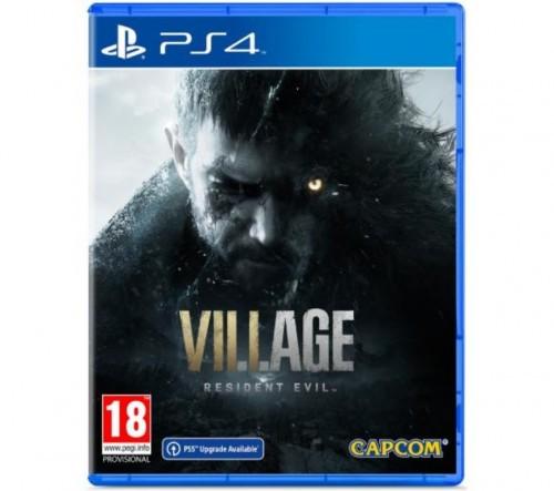 Promocja na Resident Evil Village PS4