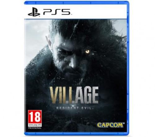 Promocja na Resident Evil Village PS5