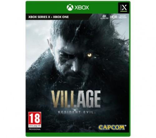 Promocja na Resident Evil Village Xbox One / Xbox Series X