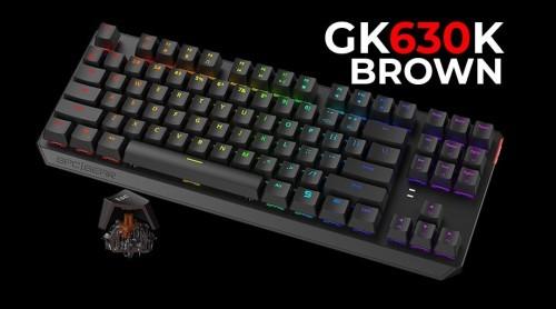 Promocja na SPC Gear GK630K Tournament Kailh Brown