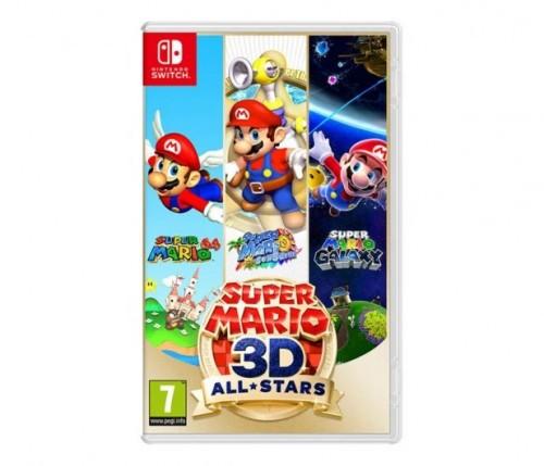Promocja na Super Mario 3D All Stars