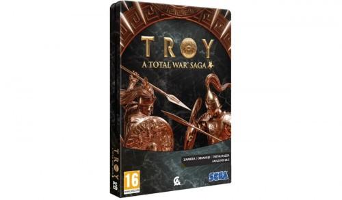 Promocja na Total War Saga Troy - Edycja Limitowana