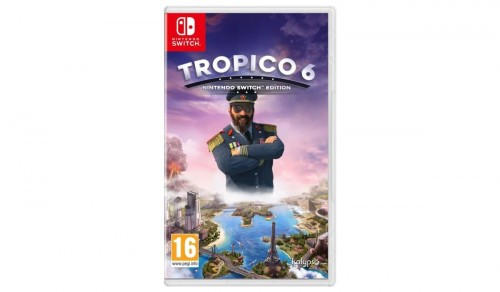 Promocja na Tropico 6 Nintendo Switch