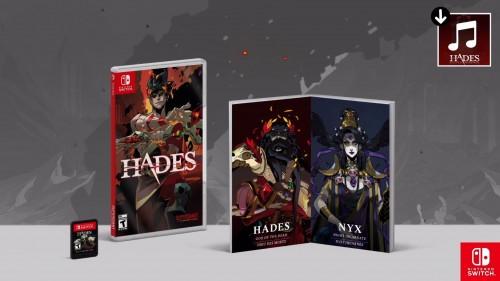Hades - wydanie pudełkowe