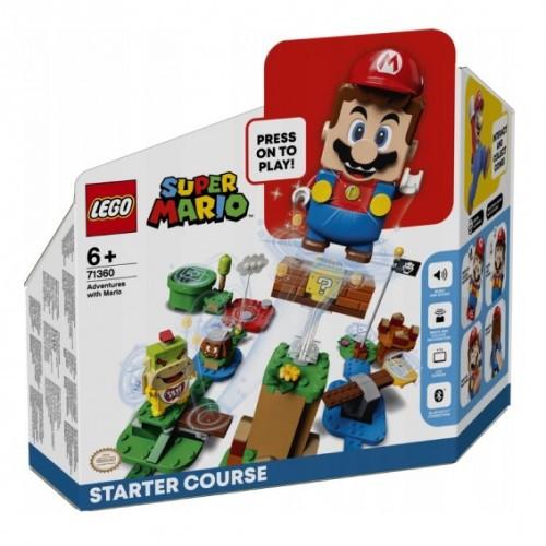 Promocja na LEGO Super Mario Starter