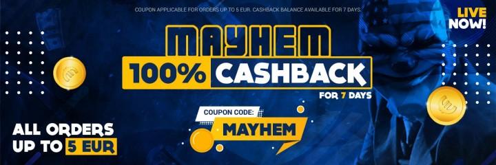 Mayhem Sale w GAMIVO