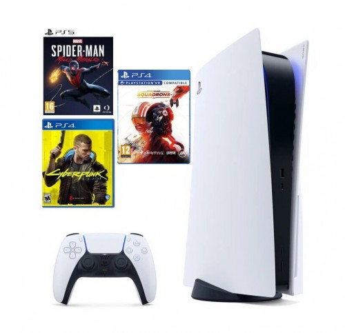 Promocja na PlayStation 5