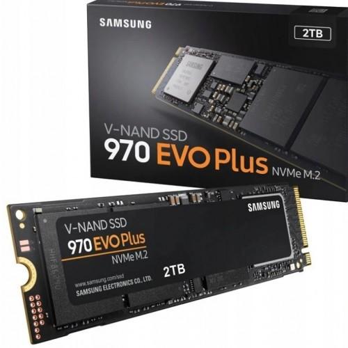 Promocja na dysk SSD Samsung 970 EVO Plus 2TB
