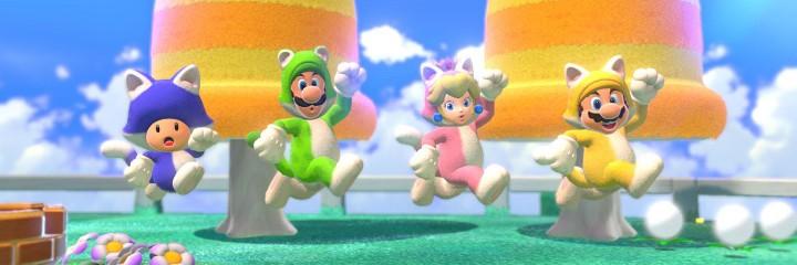 Super Mario 3D World + Bowser's Fury - duży obrazek