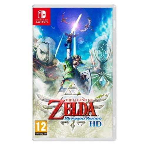 Promocja na The Legend of Zelda Skyward Sword HD