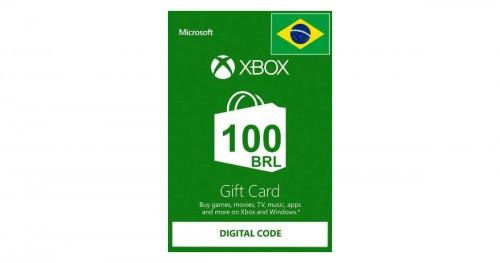Promocja na BRL do Xbox Store