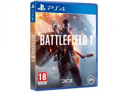 Promocja na Battlefield 1 PS4