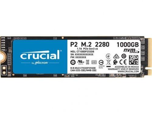 Promocja na Crucial P2 1TB