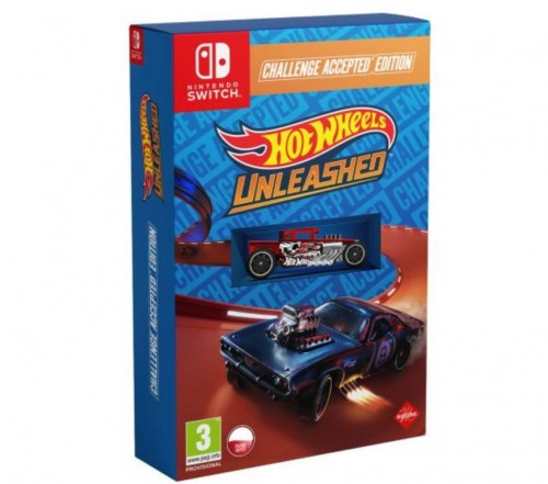 Promocja na Hot Wheels Unleashed Challenge Accepted Edition