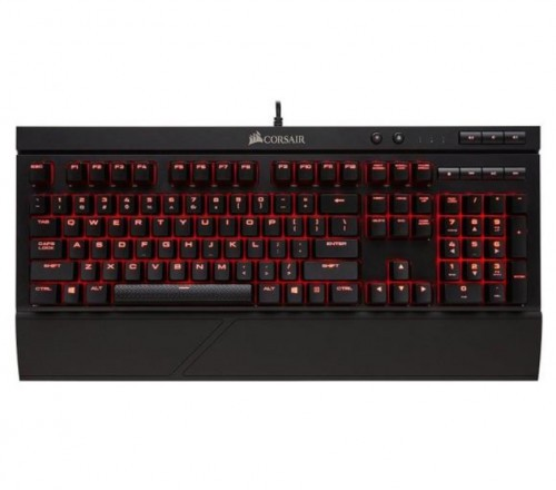 Promocja na Klawiatura Corsair K68 Red Led Cherry MX Red