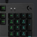 Promocja na Logitech G513 Carbon GX Brown Tactile