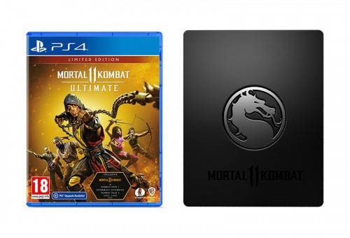 Promocja na Mortal Kombat 11 Ultimate Limited Edition (Steelbook Edition)