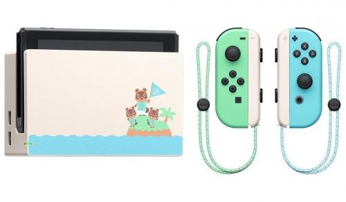 Promocja na Nintendo Switch + Animal Crossing New Horizons