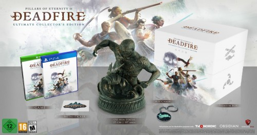 Promocja na Pillars of Eternity II: Deadfire Ultimate Collector's Edition – Collector's Limited