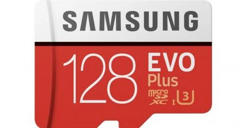 Promocja na Samsung microSDXC EVO Plus