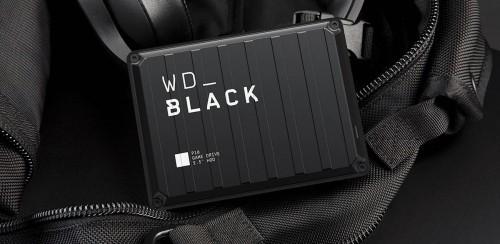 Promocja na WD Black P10