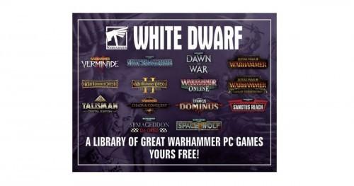 12 gier z uniwersum Warhammera