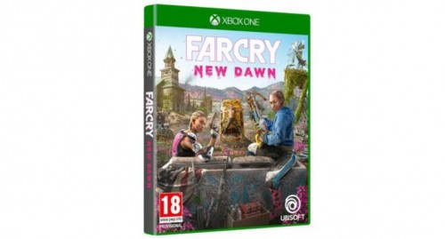 Promocja na XBOX ONE Far Cry: New Dawn