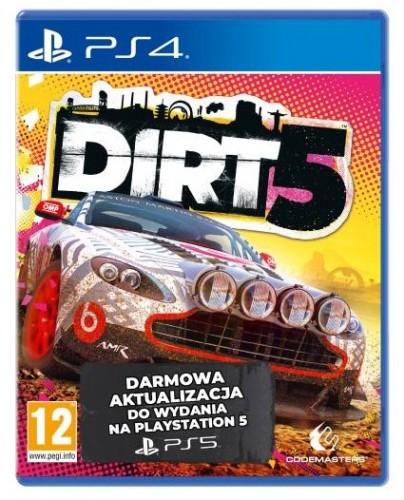 Promocja na Dirt 5