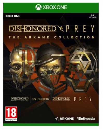Promocja na Dishonored & Prey The Arkane Collection