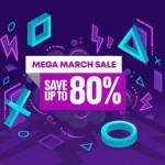 Wyprzedaż Mega March w PlayStation Store