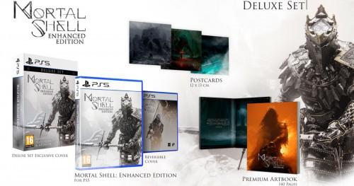 Promocja na Mortal Shell Enhanced Edition Deluxe Set