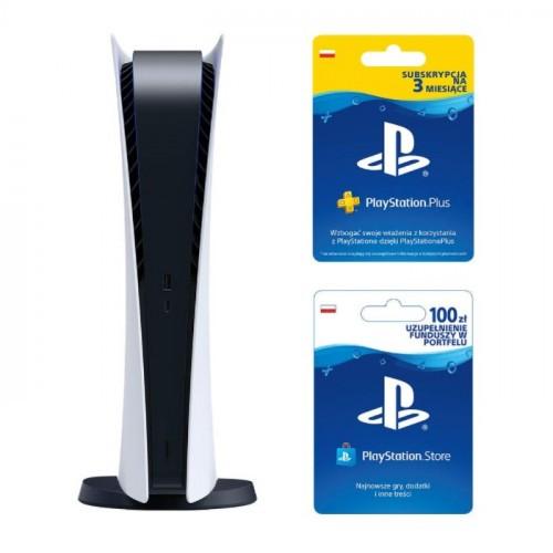 Promocja na PlayStation 5 Digital