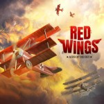 Promocja na Red Wings Aces of the Sky