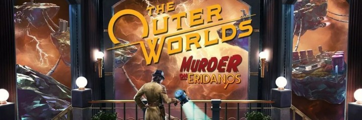 Promocja na The Outer Worlds Murder on Eridanos