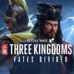 Promocja na Total War: Three Kingdoms Fates Divided