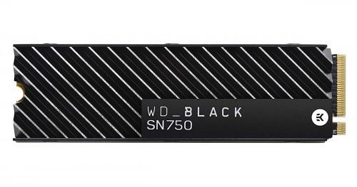 Promocja na dysk SSD WD Black SN750