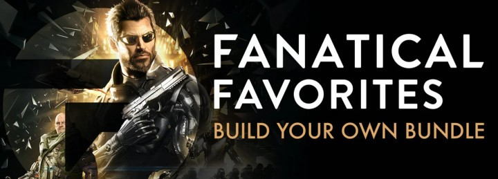 Promocja na Favorites Build your own Bundle April