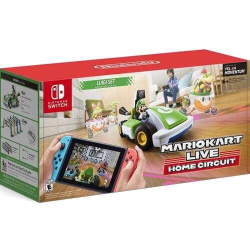 Promocja na Mario Kart Live: Home Circuit - Luigi