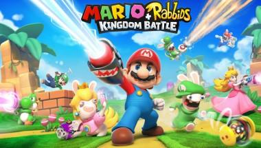 Promocja na Mario + Rabbids® Kingdom Battle