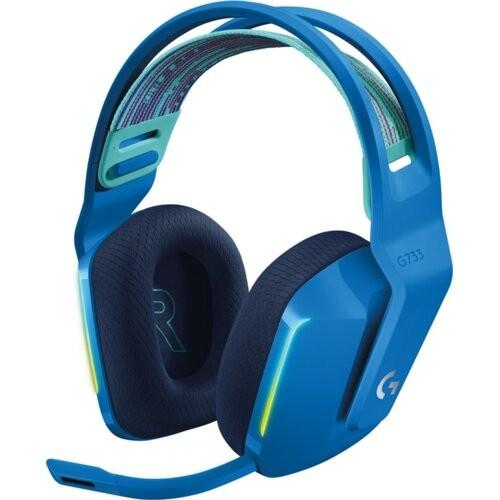 Promocja na słuchawki LOGITECH G733 Lightspeed