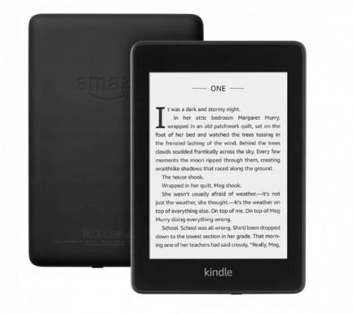 Promocja na Amazon Kindle Paperwhite 4