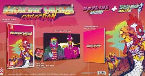 Promocja na Hotline Miami Collection