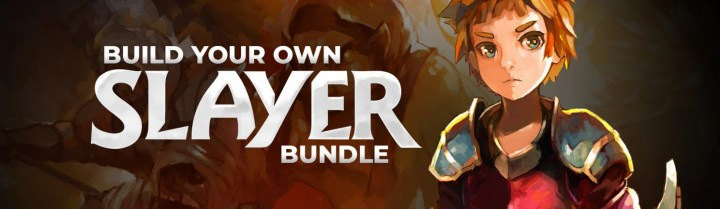 Promocja na Build your own Slayer Bundle