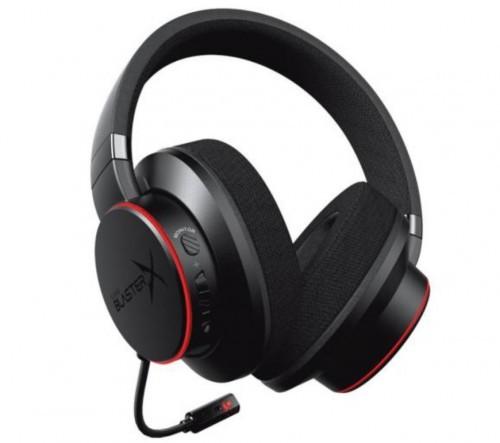 Promocja na Creative Sound BlasterX H6