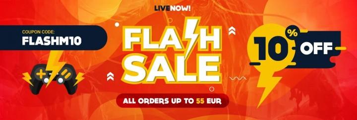 Flash Sale w GAMIVO