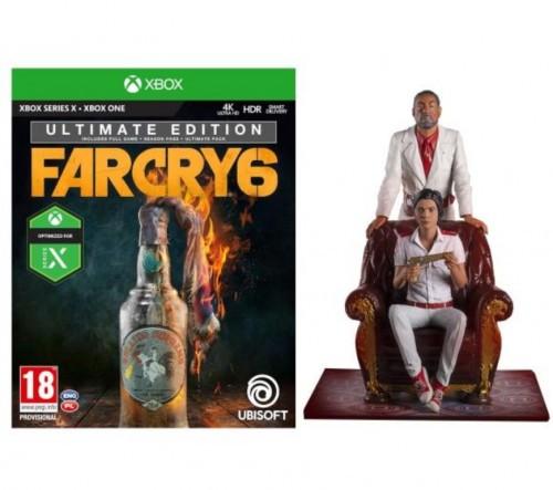 Promocja na Far Cry 6 - Edycja Ultimate + figurka Xbo