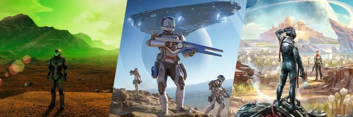 Gry o kosmosie takie jak Mass Effect